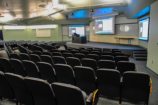 Smart classrooms, labs and collaborative spaces